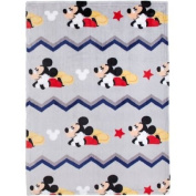 Disney Mickey Mouse Let's Go II Fleece Blanket