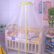 Mosquito Net Breathable Bedding Mosquito Repellant Canopy Netting for Baby kids Newborn A2