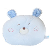 Random Colour Cartoon Pattern Design Baby Positioner Pillow for sleep , Prevent Flat Head With Super Comfortable and cotton & Velvet Newborn Protective Sleeping Pillow