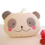 Rilakkuma Relax Bear Air Conditioning Blanket WarmBack Cushion Pillow