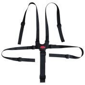 Whitelotous Baby 5 Point Harness Safe Belt Seat Belts Holder for Stroller High Chair