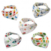 Bandana Baby Bibs Comfort Cotton Best For Baby's Skin