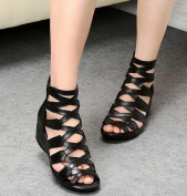 2016 summer Fashion sandals outsole comfortable open toe shoes flat sandals