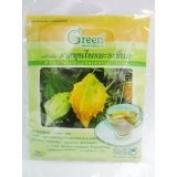 3 X New Dr.Green : Momordica Charantia Linn. New Herbal Tea 100% 15g. (15 Teabags) Product of Thailand