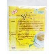 3 X New Dr.Green : Oolong Tea 100% 15g. (15 Teabags) Product of Thailand