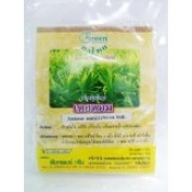 3 X New Dr.Green : Pandanus New Herbal Tea 15g. (15 Teabags) Product of Thailand