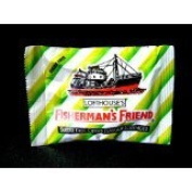 50x New New Fisherman's Friend Sugar Free Citrus Flavour Lozenges Relief Sore Throat Cold. Made of Thailand