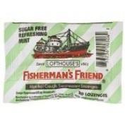 FISHERMANS FRIEND 20 LOZENGES 3MG SUGAR FREE MINT