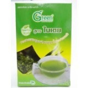 New Dr.Green : 3in1 Mulberry with Pandanus New Herbal Teamix 80g. (1.6g x 50 Sachets) Product of Thailand