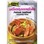 Thai Food Potted Seafood Seasoning Paste New Lobo Recipe Cuisine Menu Cooking 60ml