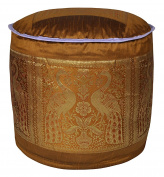 Home Furnishing Decorative Round Cushion Cover 17 X 43cm X 30cm