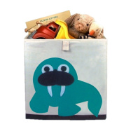 Kid's Collapsible Toy Storage Box and Closet Organiser