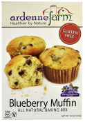 Ardenne Farm All Natural Gluten Free Baking Mix Bluberry Muffin -- 530ml