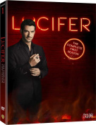 Lucifer S1 [DVD_Movies] [Region 4]