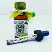 Instigator Brand Beard Armour 1513 Beard Oil Key Lime Pie Conch Republic