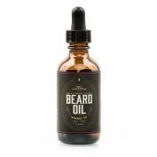 Beard Oil - Nourishing, Organic Plant-Derived Oils For Beard & Moustache Hair Growth - Leave-In Conditioner & Moisturiser - Against Itchy Skin, Beard Dandruff & Acne - Paraben Free & Vegan