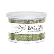 Italwax Flex Wax Algae Wax Tin 400ml 13.5oz