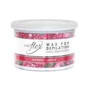 Italwax Soft Flex Wax Raspberry Wax Tin 400ml 13.5oz