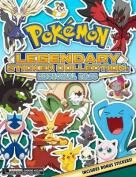 Pokemon Legendary Sticker Collection