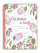 Whatever Is Lovely Gratitude Journal