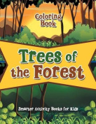 Trees of the Forest Coloring Book