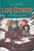 Los Cinco En Peligro [Spanish]