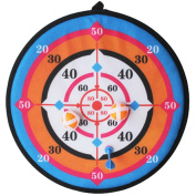 Child Safety Throwing Sport Darts Dart Board Set Toy Gifts 35.5 CM-01