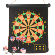 Child Safety Dart Ball Throwing Sport Darts Dart Board Set Toy Gifts 38cm