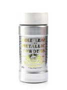 Gold Leaf & Metallic Co. Metallic and Mica Powders fine aluminium 30ml