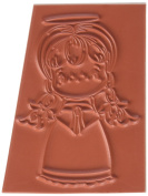 C.C. Designs Swiss Pixie Cling Stamp, 7.6cm by 10cm , Peace on Earth