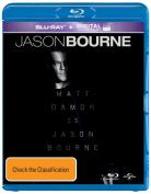 Jason Bourne (Blu-ray/UV) [Region B] [Blu-ray]