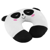 Baby Toddler Travel Neck Pillow Headrest - Panda