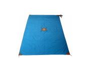 Mega Monkey Mat - 1.5mx2.4m Portable Multi-Purpose Mat - Blue Yonder