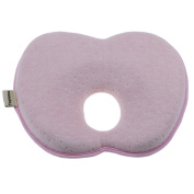 Topwon 20cm Newborn Baby Infant Cradler Head-shaping Pillow - Prevent Flat Head (0-12 Months) Pink