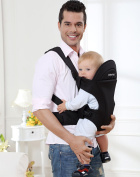 Mother Nest Baby Carrier 3 Carrying Positions for Infants and Toddlers 3.6-15kg(8-33lbs) -Soft Cool Air Mesh-Best Baby Shower Gift!