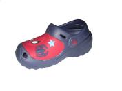 Boys Crocs Cloggs Spiderman