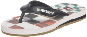 Quiksilver Kids Little Carver DNA Flip and Thong Sandal