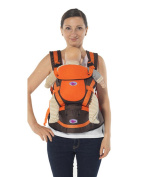 DINGANG® Baby Sling Carrier Ergonomics Lightweight Hipseat with Lumbar Support, 3 in 1 Comfort Positions