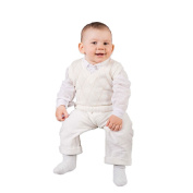 Baby Clothes Baby Set Fixed Set Suit Trousers Slipover Shirt Boys Baptism 07 68