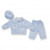 Baby Boys Formal Suit Boys Corduroy Casual Christening 68