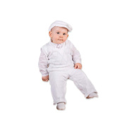 Baby Clothes Baby Set Fixed Set Suit Trousers Slipover Shirt Boys Baptism 01 68
