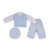 Baby Clothes Baby Set Fixed Set Suit Trousers Slipover Shirt Boys Baptism 03 68