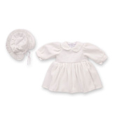 Baby Christening Gown Formal Party Dress Dress Girls Baptism Baby Fleece 68