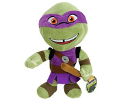 TMNT Teenage Mutant Ninja Turtles Donatello Soft Plush Toy 30cm