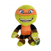 TMNT Teenage Mutant Ninja Turtles Michaelangelo Soft Plush Toy 30cm