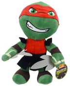 TMNT Teenage Mutant Ninja Turtles Raphael Soft Plush Toy 30cm