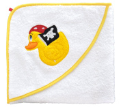 Smithy Fashion F112073 Pirate Hooded Bath Towel 85 x 85 cm