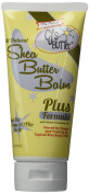 The Original CJ's BUTTer® All Natural Shea Butter Balm - PLUS Formula, 180ml Tube
