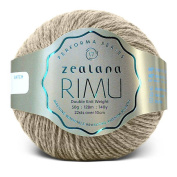 Zealana Rimu Double Knit Weight - Natural