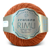 Zealana Rimu Double Knit Weight - Riverbank
